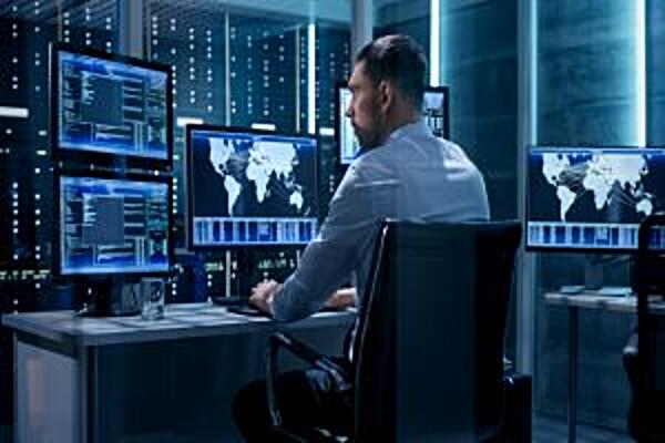 Security Operations Center- small
