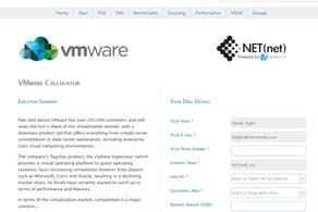 VMWare Calculator