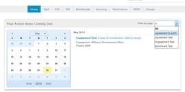 my tasks widget