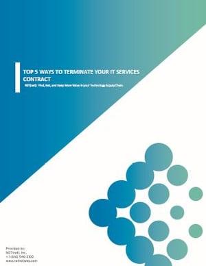 terminate IT agreement ebook